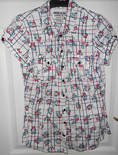 Ladies River Island Short sleeved Shirt Size 10