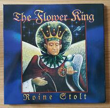 """CD Roine Stolt The Flower King Lim. Ed. 3000 Copies Worlw. (Nr. 1016) 7"""" Cover"""