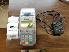 VeriFone Vx 520 Dial/Eth/Ctls Credit Card Machine M252-653-Ad-Naa-3