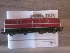 Trix H0 Lok Art.22075 V80 005 DB Diesellok Digital DCC + Selectrix Neuware