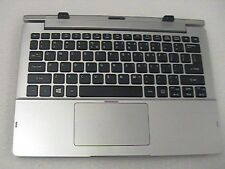 Acer P1YBY Aspire Switch 11 Palmrest Keyboard w/mouse Docking Station Silver