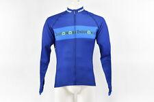 Verge Men's Large Team Sustainable Endurance Long Sleeve Elite Cycling Jersey