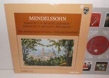 802 718 LY Mendelssohn Symphonies Nos.4 & 5 New Philharmonia Wolfgang Sawallisch