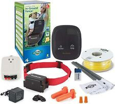 New listing PetSafe Stubborn Dog In-Ground Fence for Dogs and Cats Invisible Fence Open Box