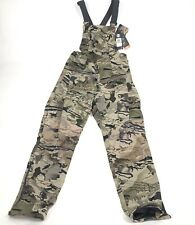 Under Armour Storm Womens Camo Bib Overalls Mid Season Kit Size Small