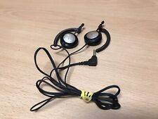 Sony MDR-E22 Open Air Dynamic Earphones Vintage Extremely Rare Walkman Black