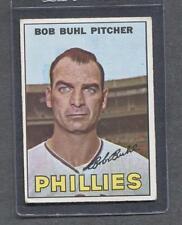 1967 Topps #68 Bob Buhl (Phillies)  Vg-Ex  (Flat Rate Ship)