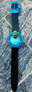 """Marvin the Martian - VINTAGE Looney Tunes """"3D LaserWatch"""" by Good Stuff 1993"""