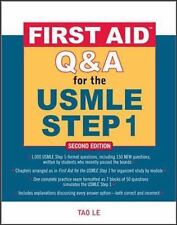 FIRST AID Q&A for USMLE STEP 1 NEW! Free Shipping!