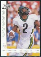 2003 Press Pass JE Tin Football Card #CT36 Onterrio Smith