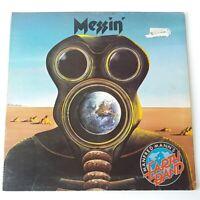 Manfred Mann's Earth Band - Messin - Vinyl LP UK 1st Press Vertigo Die-Cut Slv