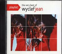 Wyclef Jean The Very Best Of Wyclef Jean CD Gift IDEA Greatest hits Playlist