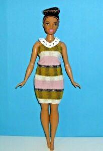 %***Barbie Fashionistas,Curvy mit perfekten Dutt,Haardutt***%