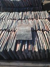 Reclaimed Hand Made 7 X 11 Clay Roofing Tiles