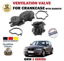 FOR BMW E87 118D 120D M47N 2003-2012 NEW ENGINE BLOCK BREATHER VENTILATION VALVE