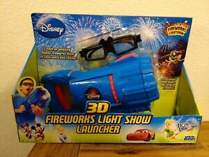Uncle Milton - Fireworks Lightshow Disney/Pixar Fireworks Light Show Launcher