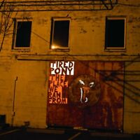 Tired Pony - The Place We Ran From [CD]