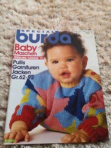 BURDA Baby Maschen