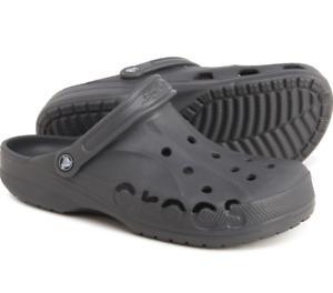 Men's Crocs Classic Signature Baya Clogs Sizes 7-13 NWT