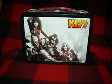 KISS Empire state building metal lunch box 2000 MINT
