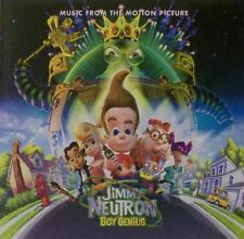 JIMMY NEUTRON (B.O.F) - BOF (CD)