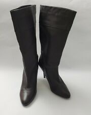 Banana Republic Boots Shoes Brown Leather Womens Size 7