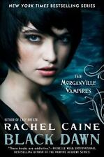 The Morganville Vampires: Black Dawn 12 by Rachel Caine (2012, Softcover)