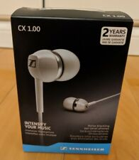 [NEW] Sennheiser CX 1.00 Earbuds In-Ear Canal, White