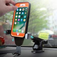 Universal Car Gravity Mount Windshield Dashboard Air Vent Phone Oversize Holder