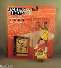 Eddie Jones Los Angeles Lakers NBA Starting Lineup Figure NIB Kenner NIP LA 1997