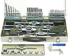 90031 GG-Tools Gewindebohrersatz 44 tlg. M3-M12 Schneideisen Gewindebohrer HSS