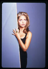 Buffy The Vampire Slayer Sarah Michelle Gellar Original 35mm Transparency stampe