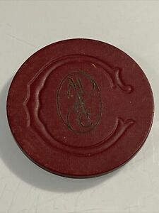 UNKNOWN Casino Chip 3.99 Shipping