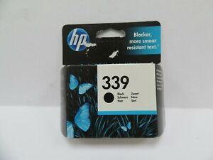 HP 339 Black Inkjet Cartridge BBE 4.21