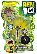 BEN 10 Alien Collection GREYMATTER Lenticular Series 1 MOC BANDAI RARE Brand New