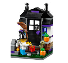 LEGO Halloween Trick or Treat Seasonal Set (40122) - New & Sealed (Retired Set)