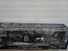 BLUE BOX ELITE FORCE BBI F6F HELLCAT 1/18 1:18