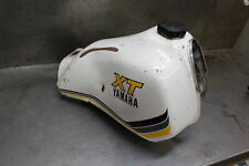 YAMAHA XT550 GAS FUEL TANK CELL PETROL RESERVOIR 5Y1-24110-00-01