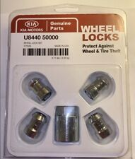 Kia Wheel Lock Set Item # U8400 5000 Genuine Parts