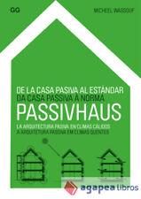 De la casa pasiva al estándar Passivhaus: La arquitectura pasiva en climas cálid