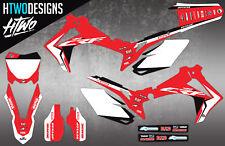 Gráficos CRF450 Kit de Gráfico MX CRF 450 R Decal/Pegatinas CRF 250 450R Motocross