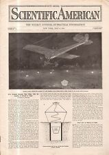 1916 Scientific American May 6 - Shackleton Expedition; New Quebec Bridge;Hudson