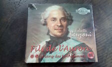 LIVRE CD DIGIPACK JULIETTE BENZONI - LE SANG DES KOENIGSMARK / neuf & scellé