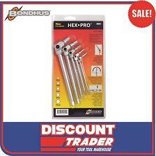 Bondhus Pro Series Pivot Head 5 Piece Hex Key Set Metric - 00051