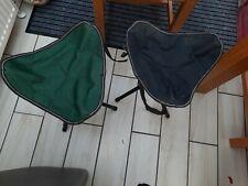 2 X Fishing Camping Stools
