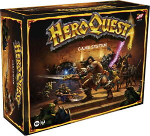 Hero Quest Game System - individual replacement pieces including Quest Packs