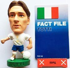 TOTTI Italy Away Corinthian Prostars Retail Figure Loose with Card PR068