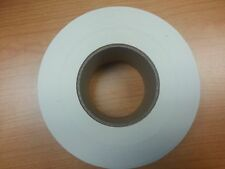 "White Polyester Thermal Transfer 2.75""x0.8125"" labels,2500/roll,3"" core - 1 Roll"