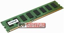 Memoria Ram 2GB  240-pin DDR3 PC3-12800 Crucial ct25664ba160bj
