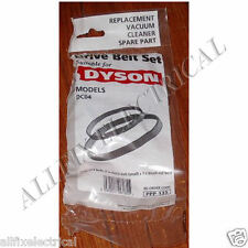 Dyson DC01/04/07/14/33 Vacuum Cleaner Clutch Drive Belts (Pkt 2) - Part # PPP135